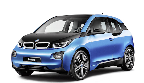 Review BMW i3