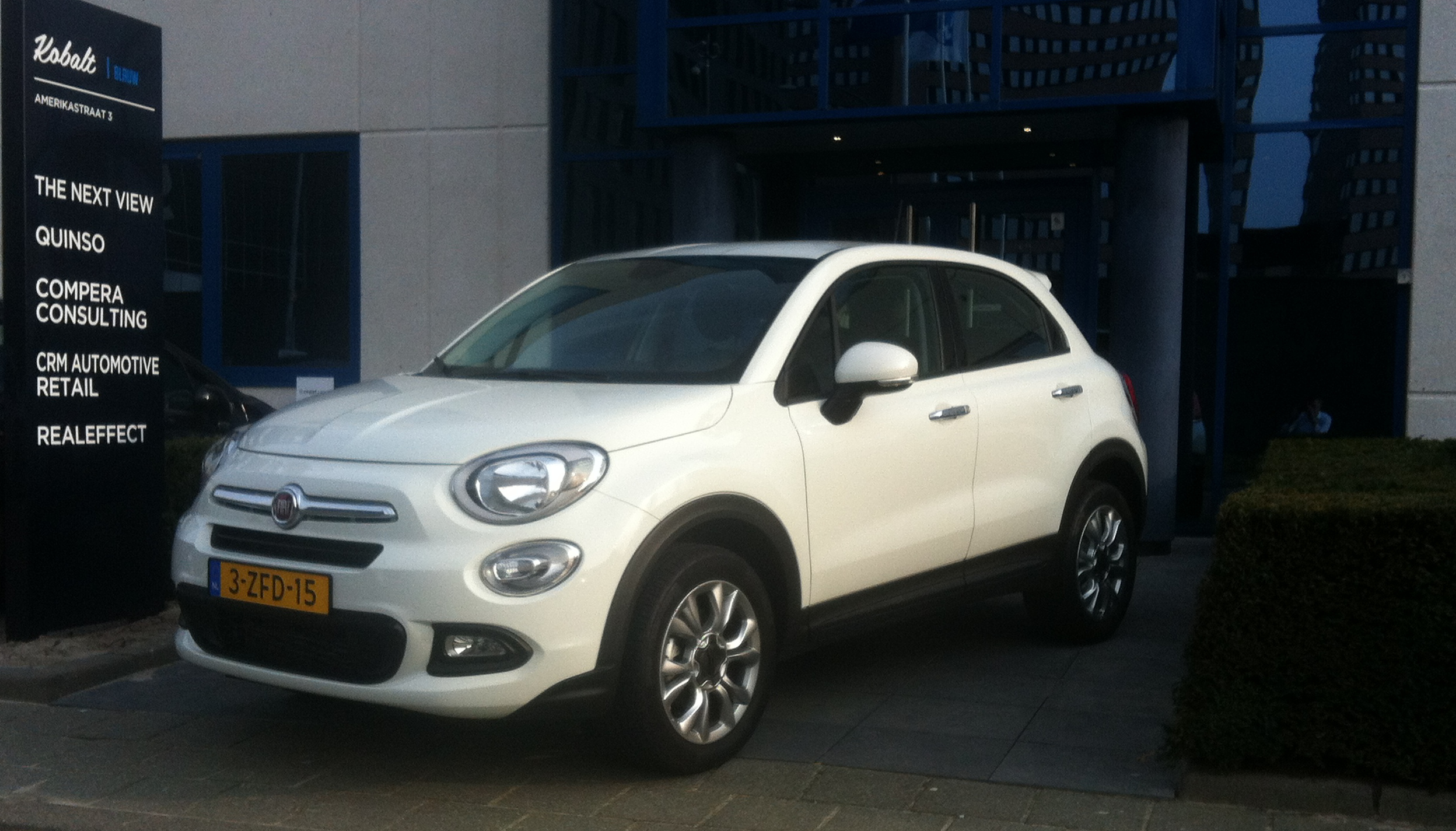 Fiat 500 X Review